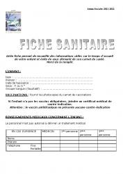 fiche Sanitaire 2021-2022 doc